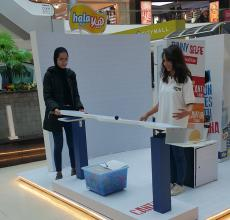 Cantina Mall Activation - March 7&8 2019 - City Mall